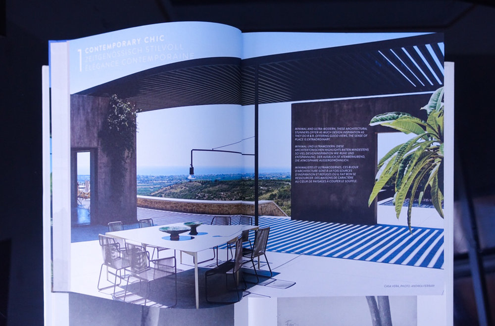 Casa Vera in Siracusa by interior designer Gordon Guillaumier. Photo Andrea Ferrari