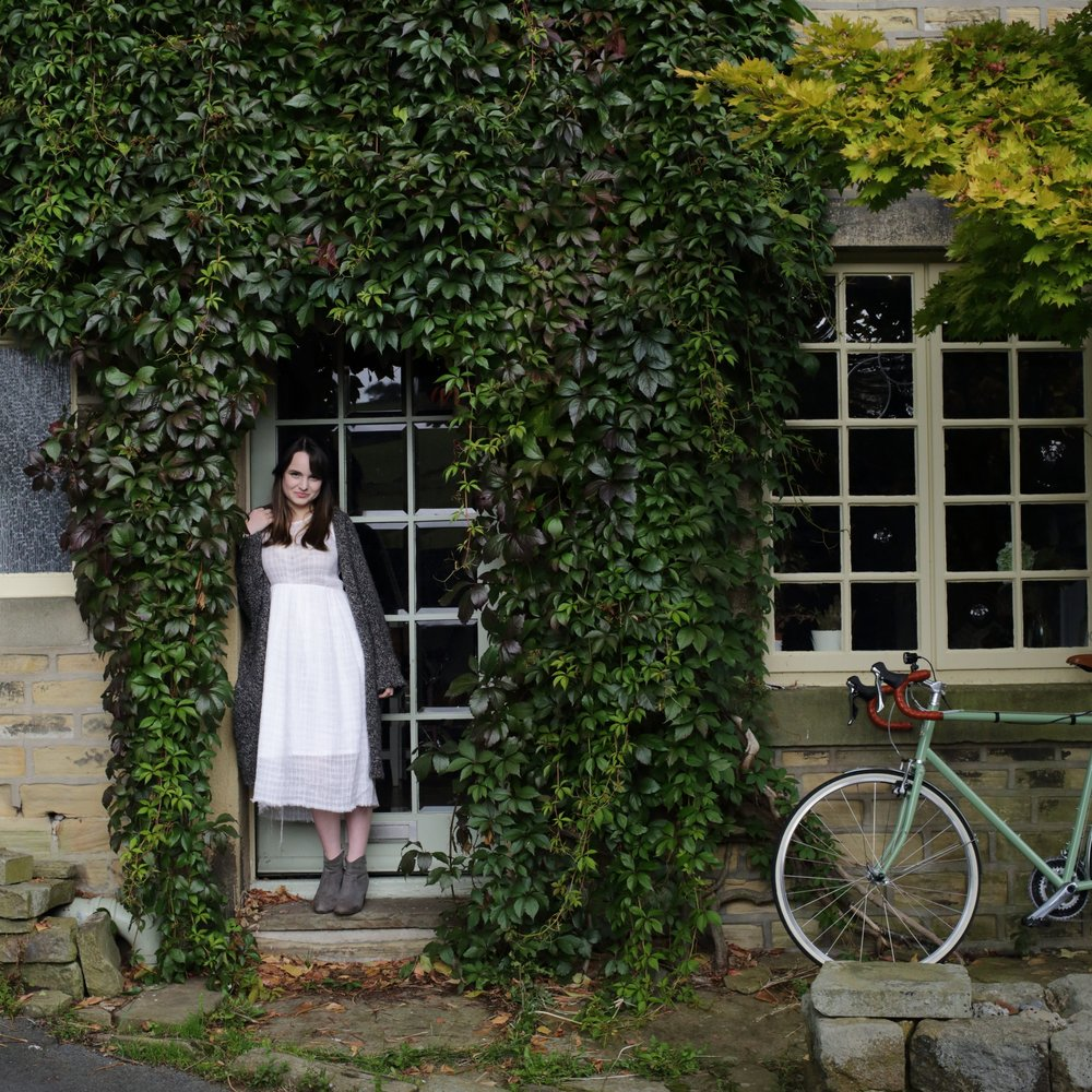 Photographer and writer Sara Tasker shares her 19th-century home in the Yorkshire Pennines with husband Rory and daughter Orla - the inspiration behind her blog Me & Orla.