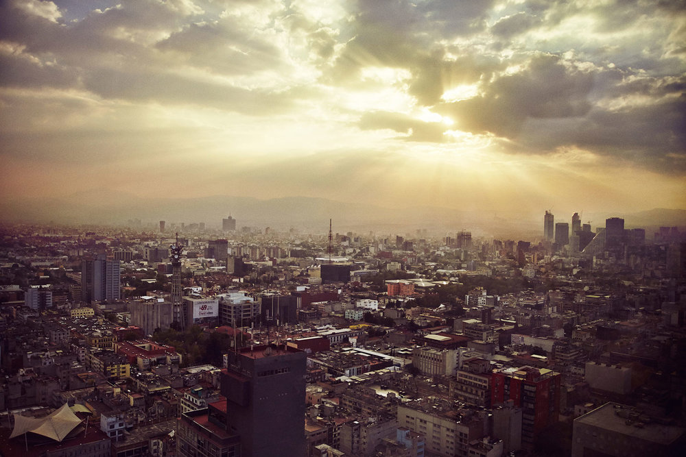 Michael Scott Slosar | Mexico City | Landscape