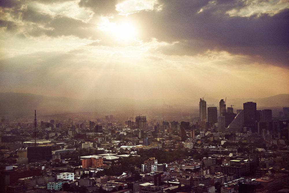 Michael Scott Slosar   Mexico City   Road Trip