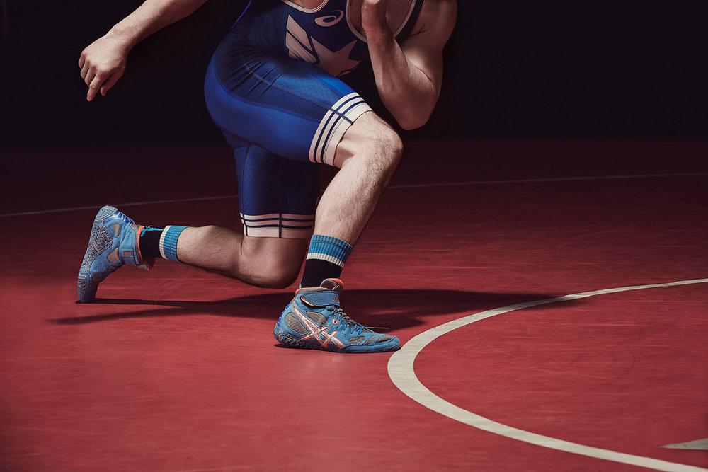 Michael Scott Slosar | Asics US Olympic Wrestling