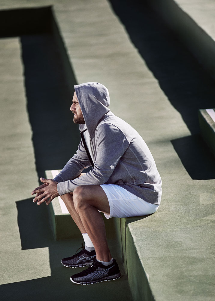 Michael Scott Slosar   Asics Tennis