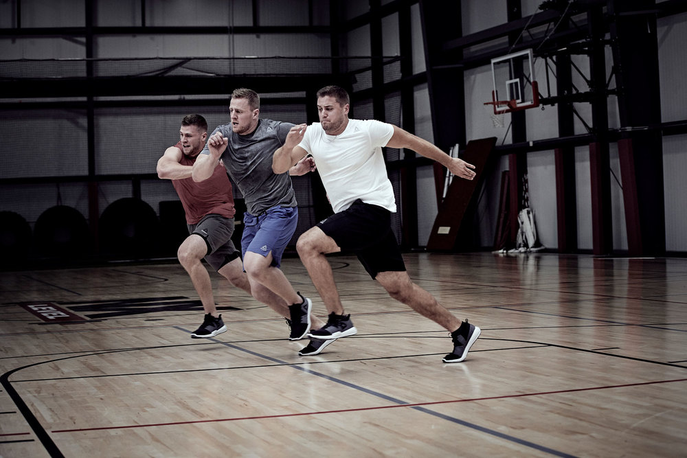 Michael Scott Slosar | Reebok Hydrorush | The Watt Brothers