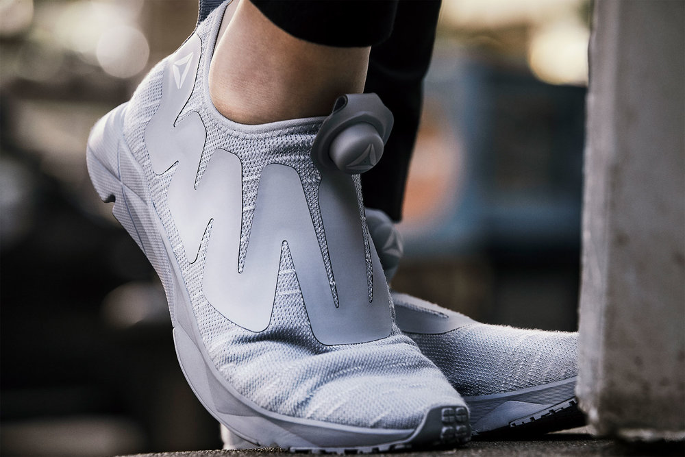 Michael Scott Slosar | Reebok Pump Supreme