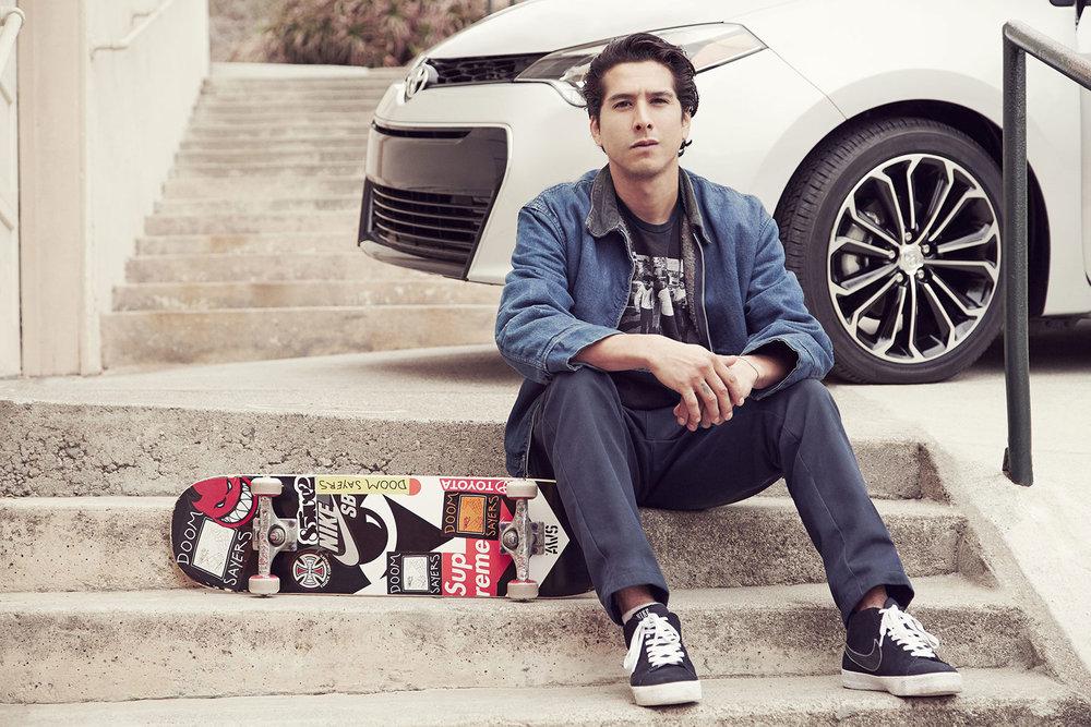 Michael Scott Slosar | Toyota | Omar Salazar