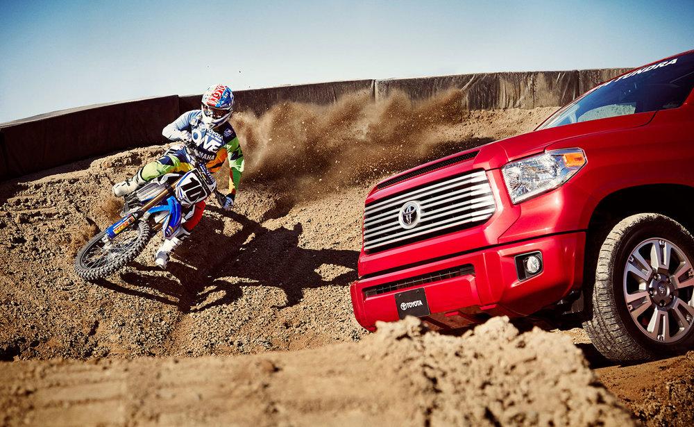 Michael Scott Slosar | Toyota | Josh Grant