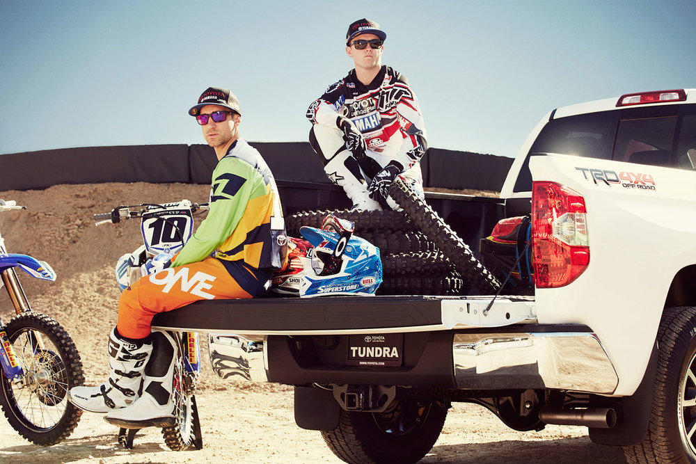 Michael Scott Slosar | Toyota | Josh Grant & Justin Posey
