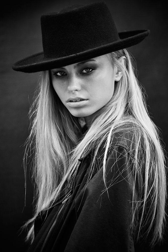 Michael Scott Slosar | Portrait Study | Ashley