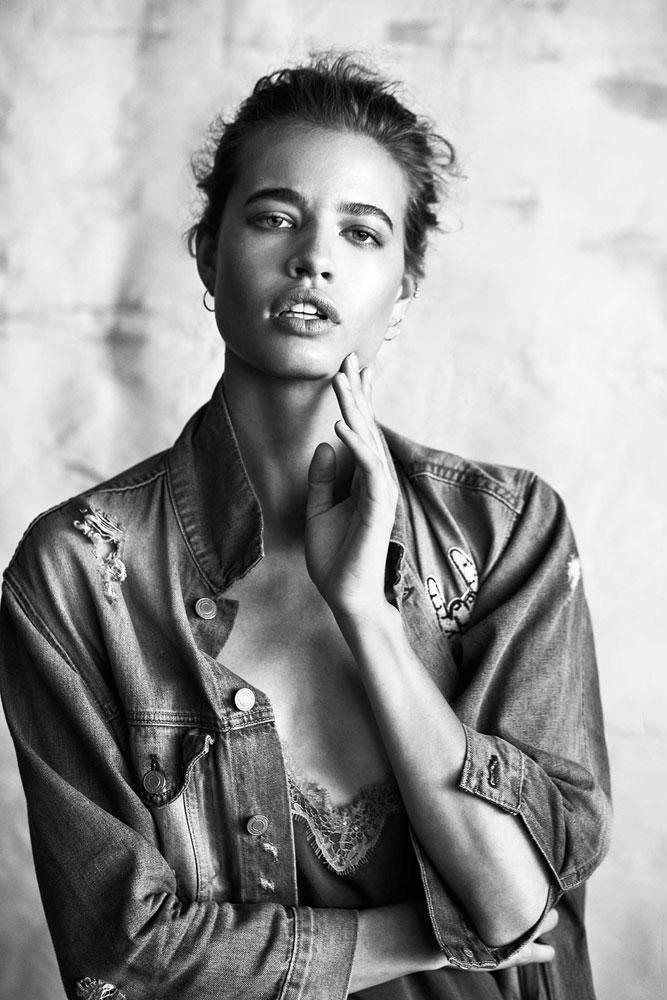 Michael Scott Slosar | Portrait Study | Natalie