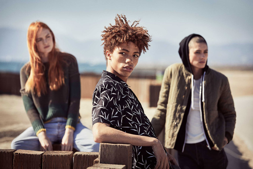 Michael Scott Slosar | Beach Lifestyle | Askyla Deleplaine, Tay Godsey & TJ Renegades