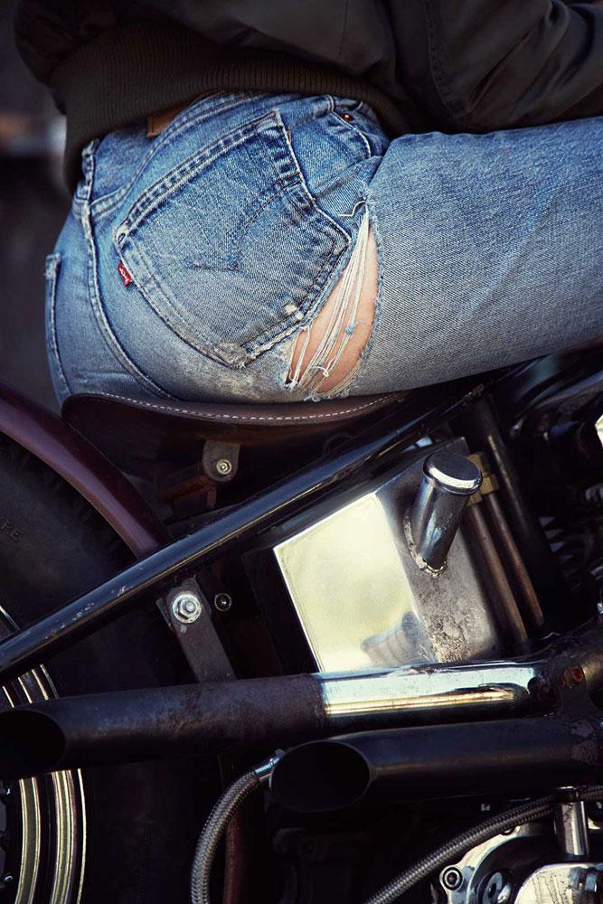 Michael Scott Slosar | Street Lifestyle | Powerplant Motorcycles