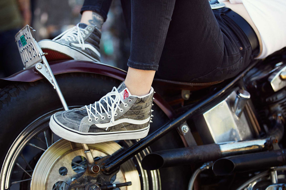 Michael Scott Slosar | Street Lifestyle | Powerplant Motorcycle