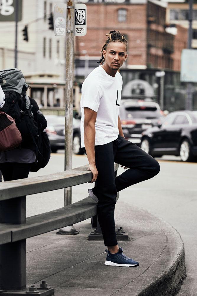 Michael Scott Slosar | Street Lifestyle | Reebok Pump Supreme