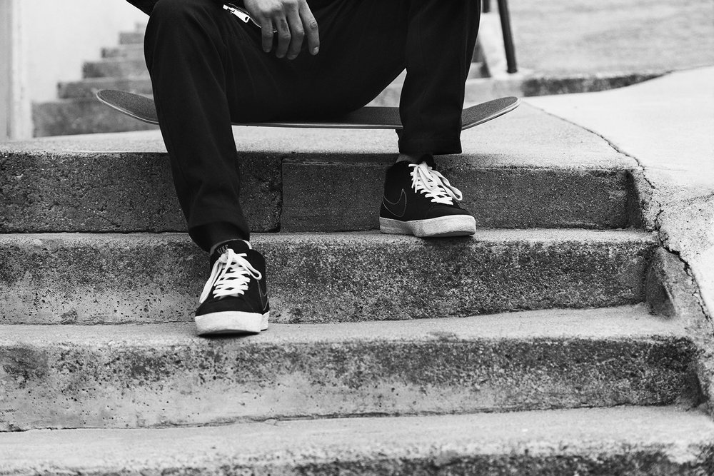 Michael Scott Slosar | Street Lifestyle | Omar Salazar