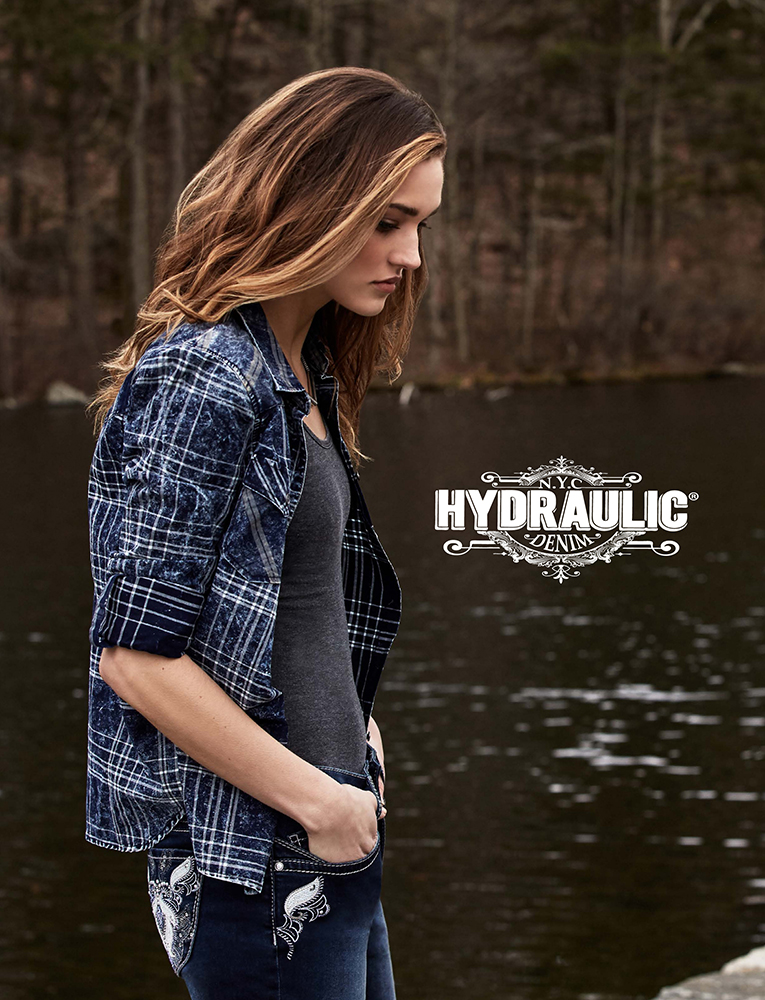 Michael Scott Slosar | Hydraulic Jeans