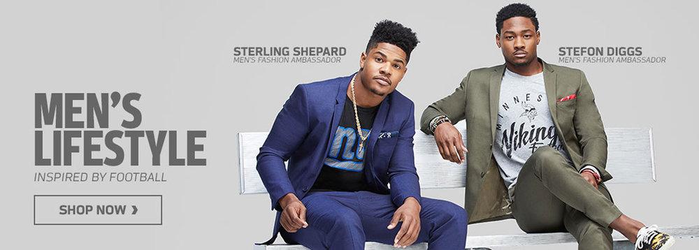 Michael Scott Slosar | NFL | Stefon Diggs & Sterling Shepard