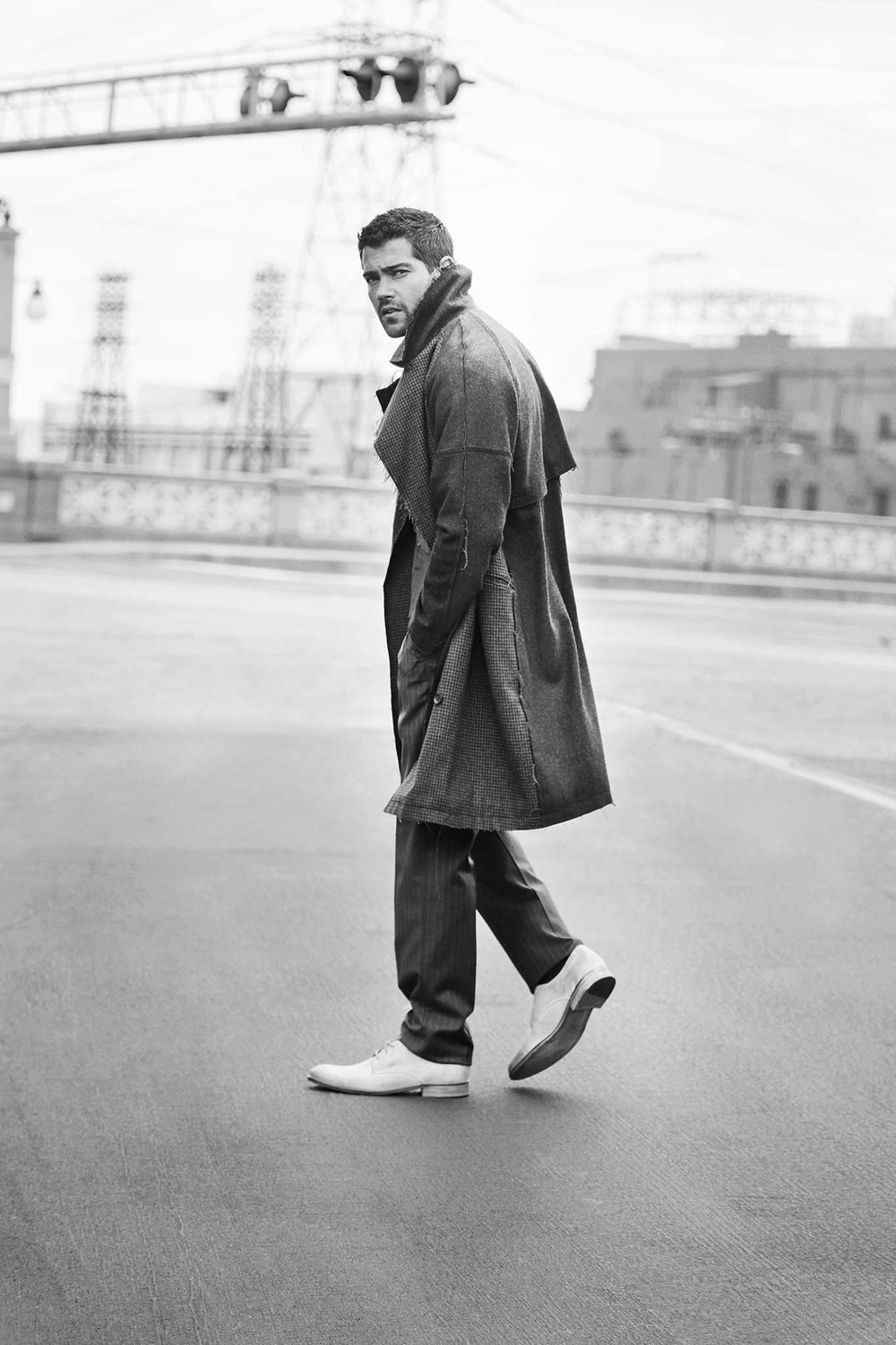 Michael Scott Slosar | Imagista Fashion Magazine | Jesse Metcalf