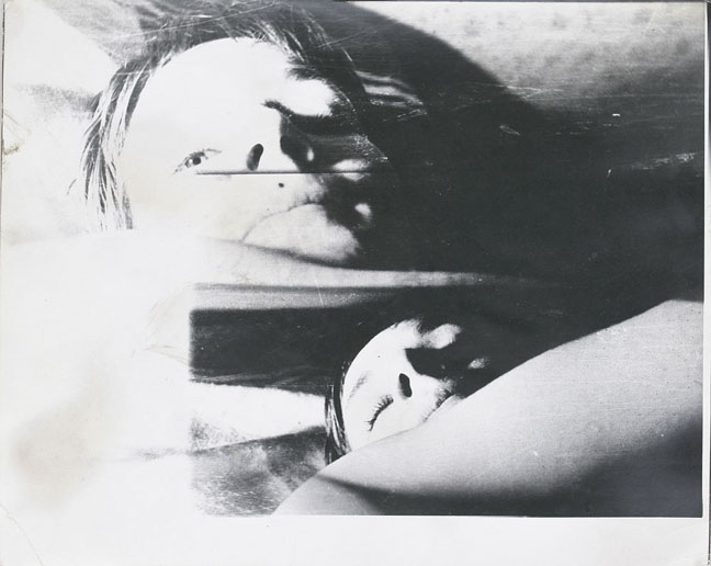 Sigmar Polke, Untitled (Paris), 1971, Photograph, 9.4 x 11.7 in, 23.9 x 29.7 cm