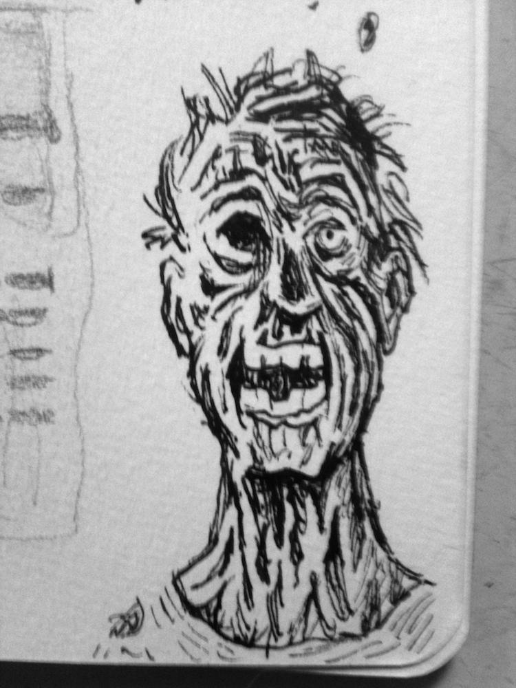zombie-001