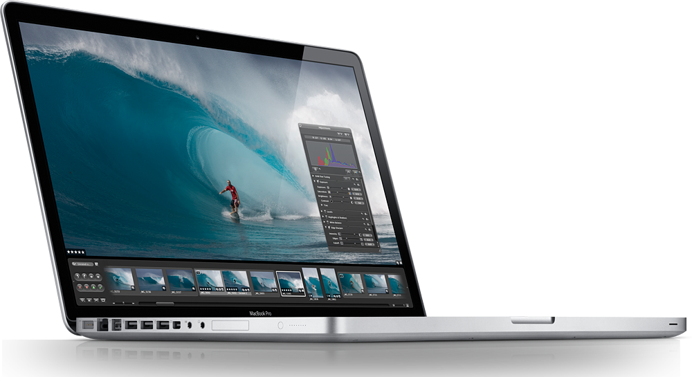 "The 17"" MacBook Pro: Nice!"