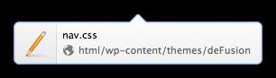 Coda: File Path Heads-Up