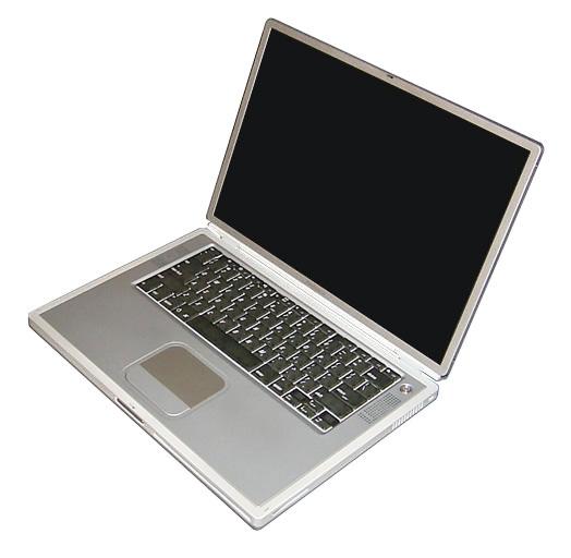 Titanium PowerBook
