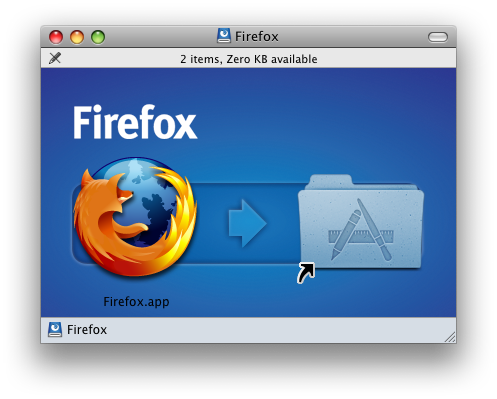 Before: Firefox 3