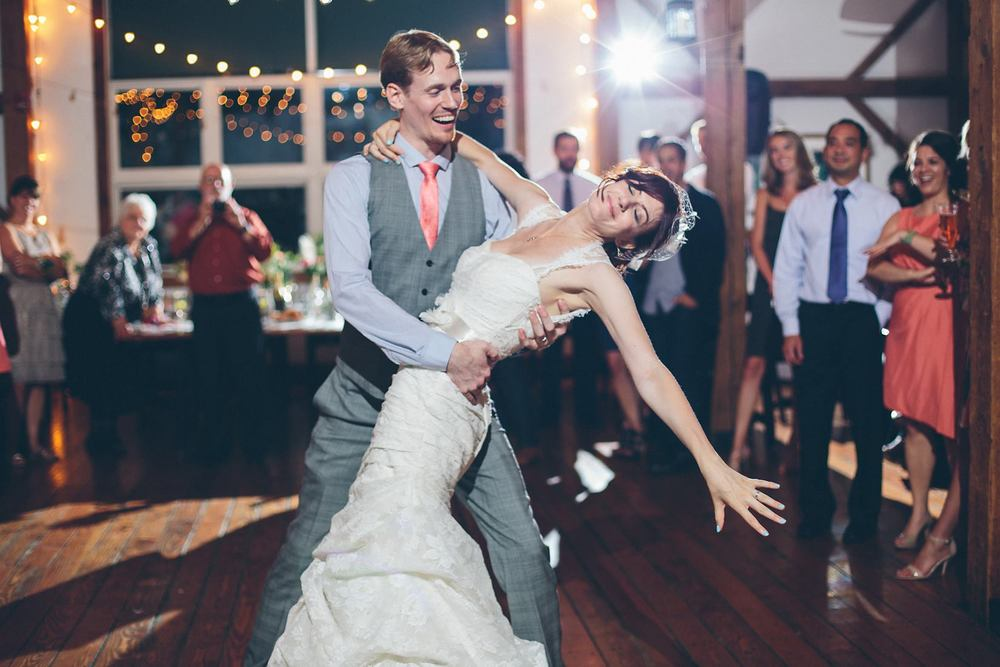 how to first dance wedding