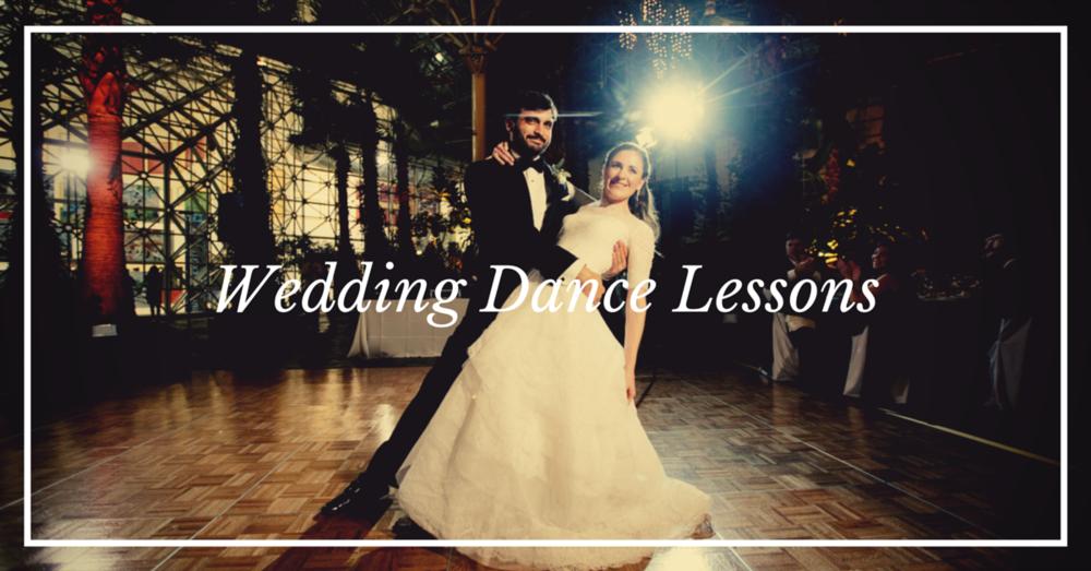 Wedding Dance Lessons Chicago