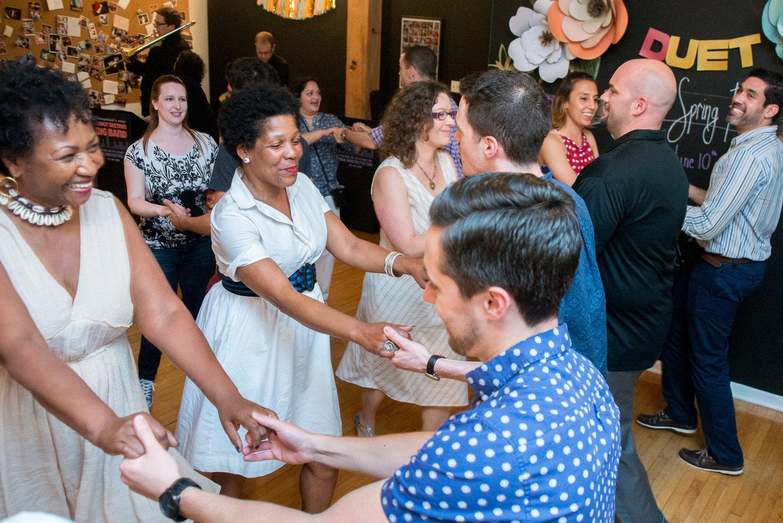 Beginner Cha Cha Class — Duet Dance Studio Chicago | Ballroom Dance in  Chicago