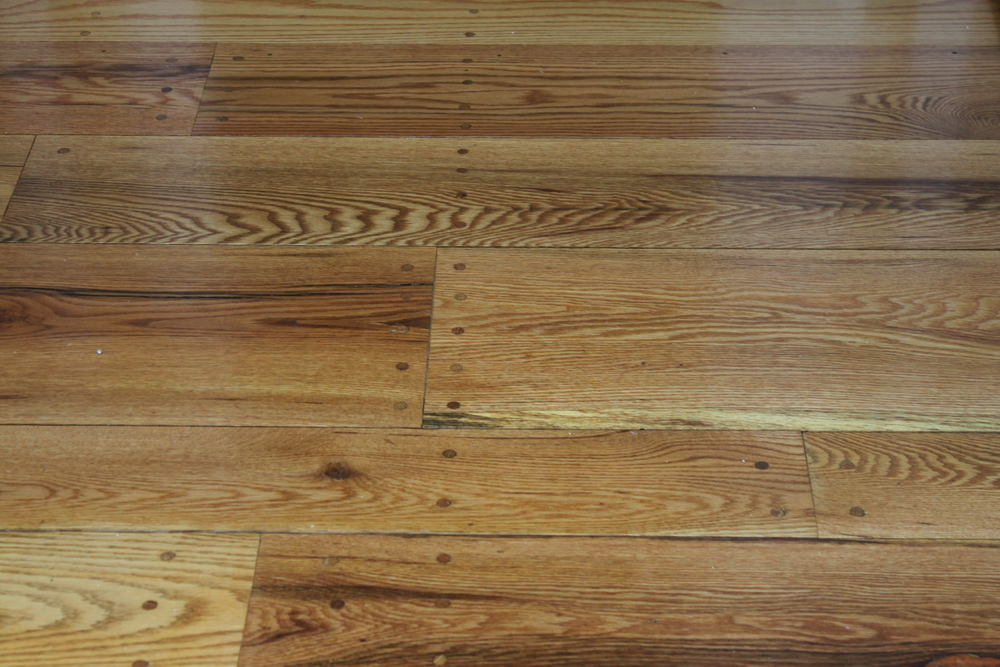 Wide Plank Red Oak