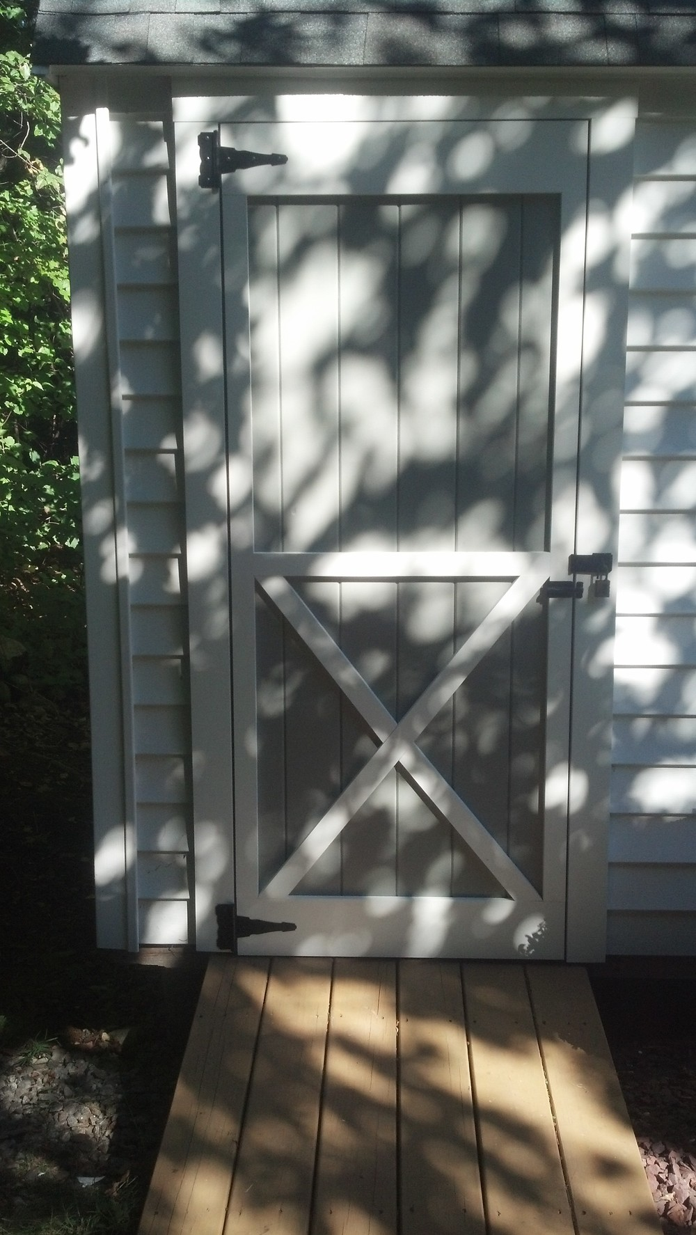 Custom Shed Door