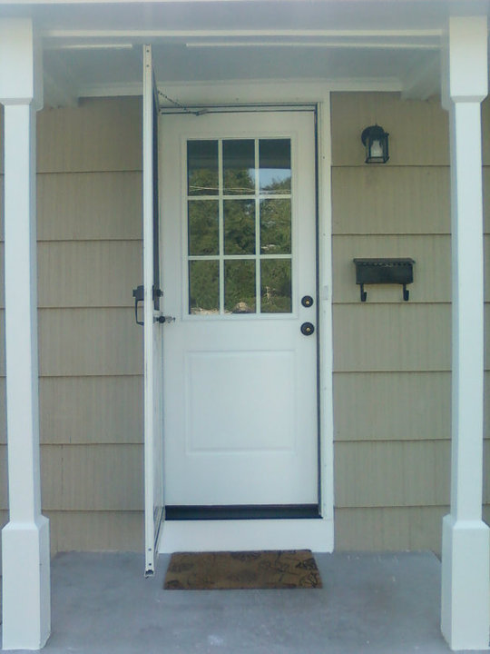 Doors — A.J. McCullough Carpentry LLC