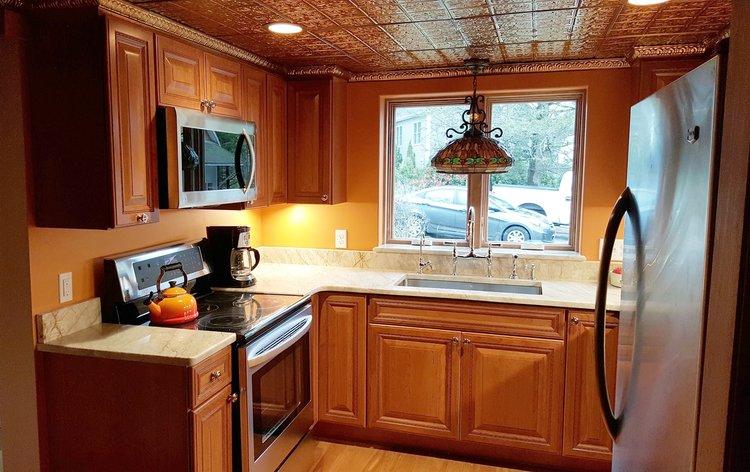 aj kitchen design. Ginger Kitchen Remodels  A J McCullough Carpentry LLC