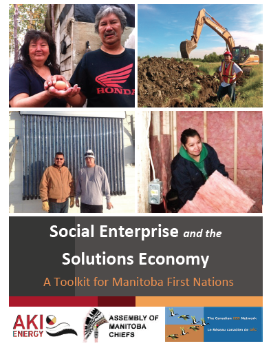 to Click here Find out more about how social enterprise can solve problems in your community.