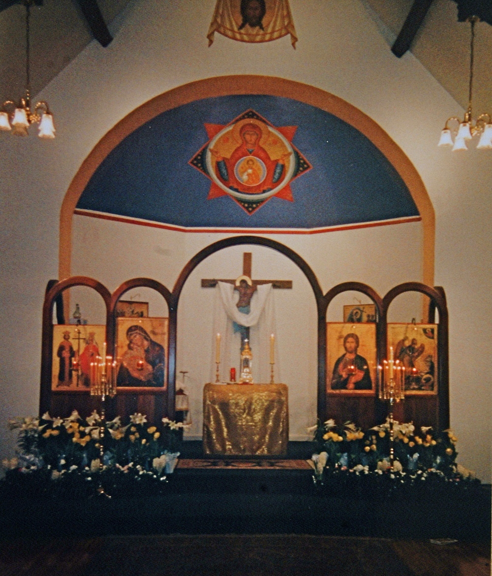 Paschal Sanctuary