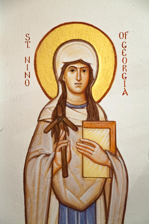 St. Ninaof Cappadocia