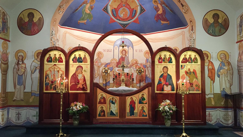 holy cross orthodox church