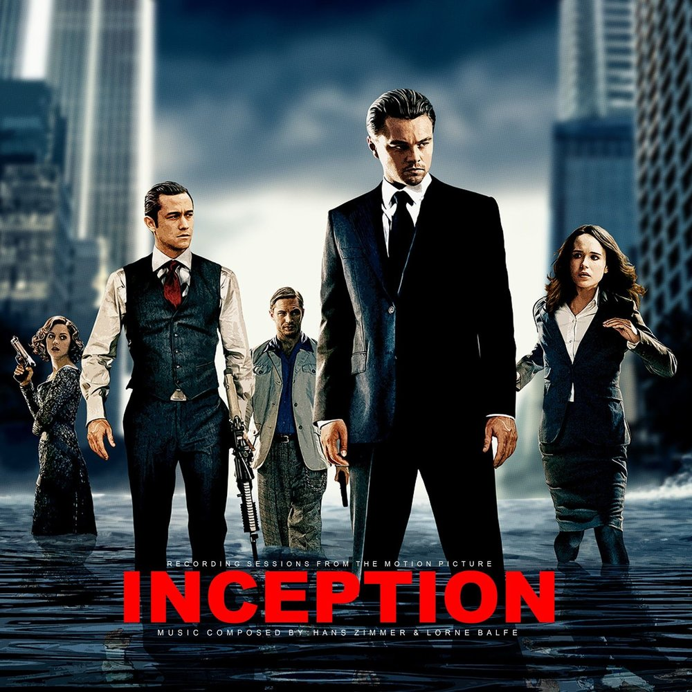 Inception - Hans Zimmer (front)
