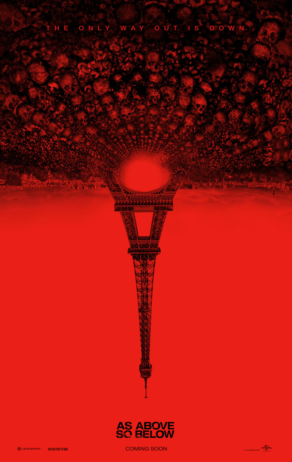 As Above So Below poster