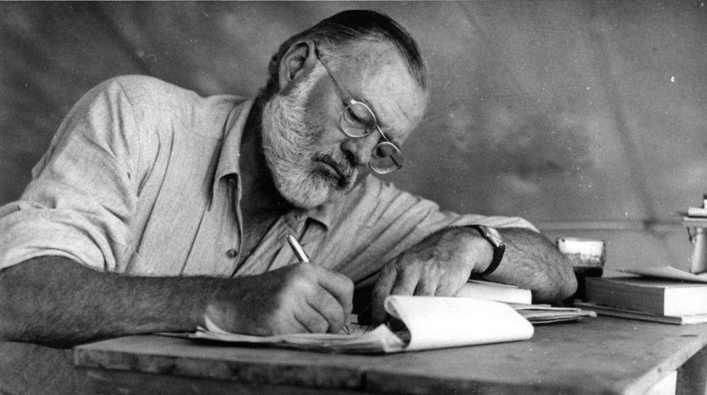 manchannel: Ernest Hemingway