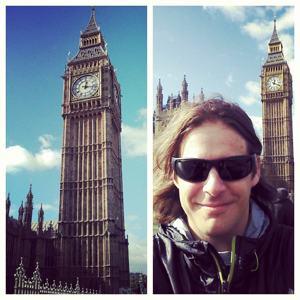 Anybody have the time? #BIGBEN (at parliment big ben)