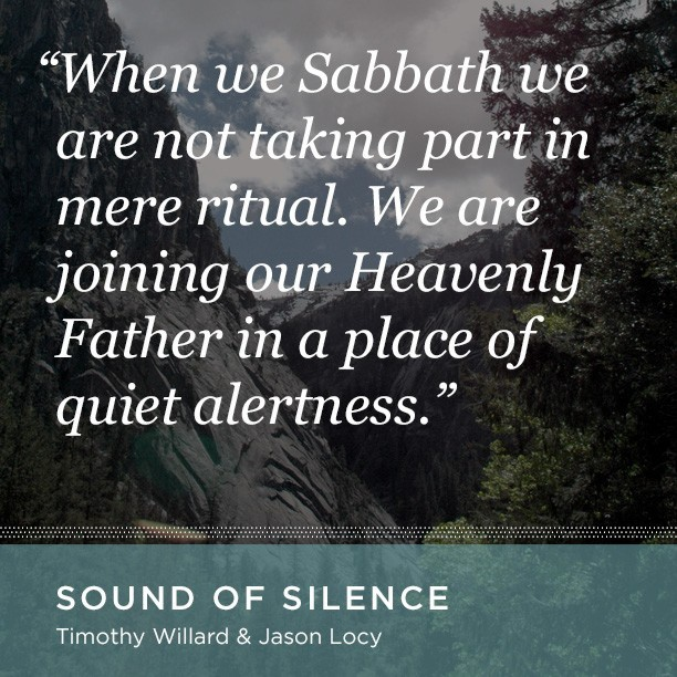 Our new FREE eBook is coming: The Sound of Silence. Stay tuned! #rest