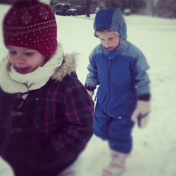Snow Cousins