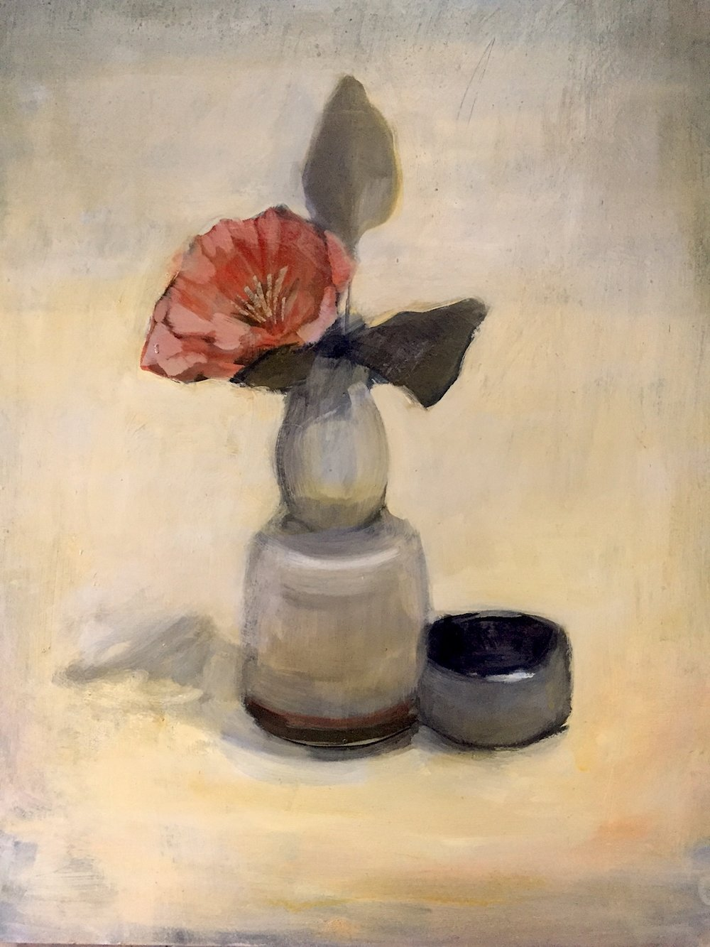 Poppy and small pot.JPG
