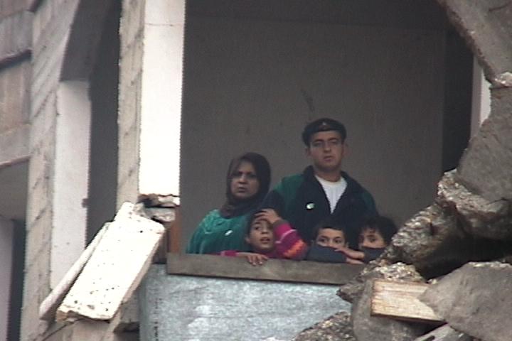 Gaza, January 2003