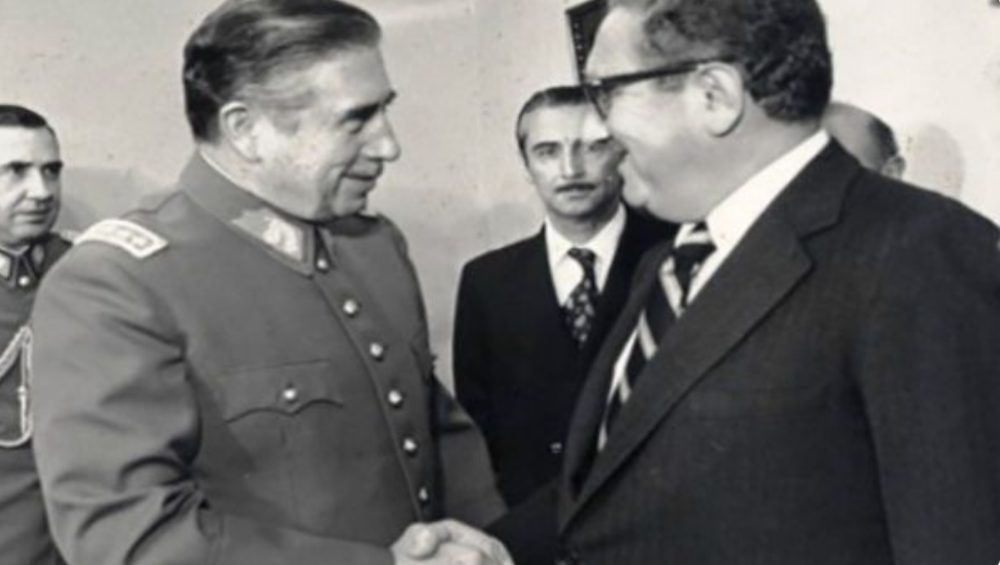 Pinochet & Kissinger