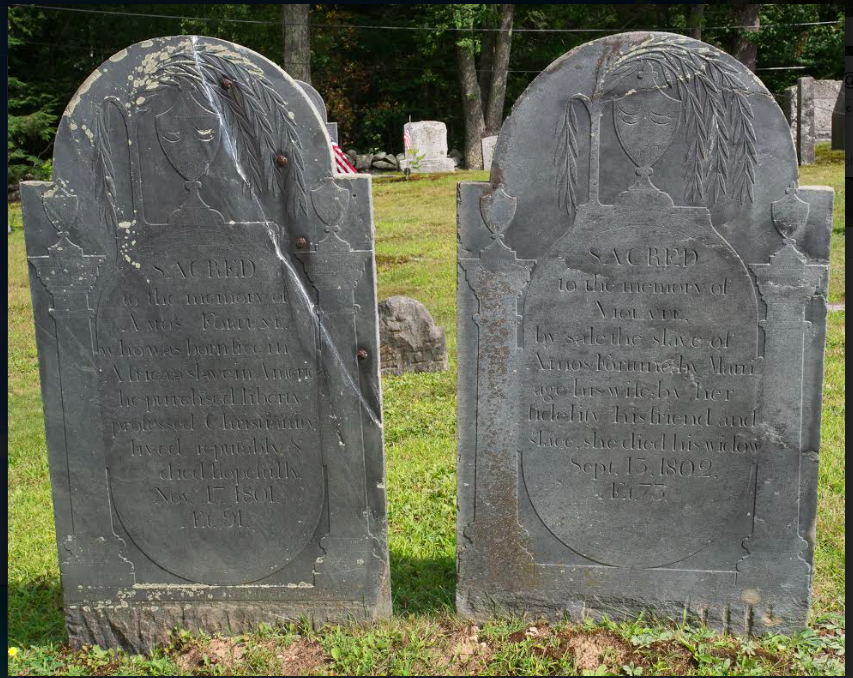 Old Burying Ground, Jaffrey, NH