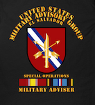 US Military Advisory Group, El Salvador