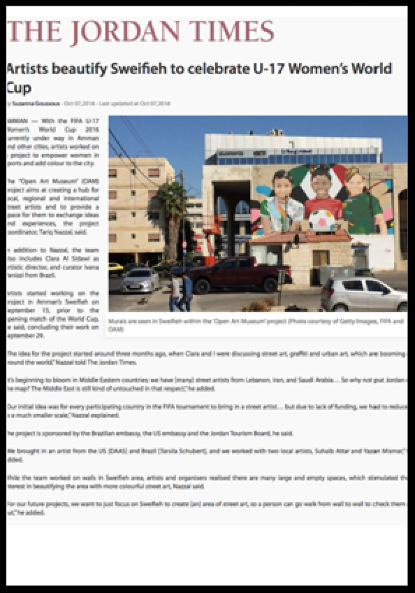 The Jordan Times -